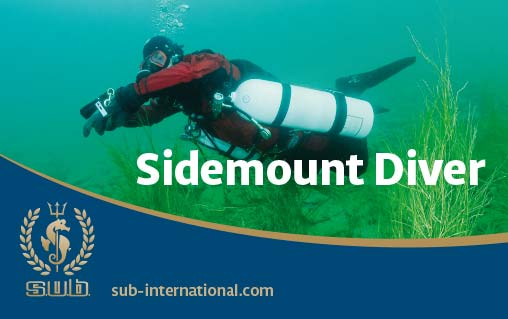 SK Sidemount Diver